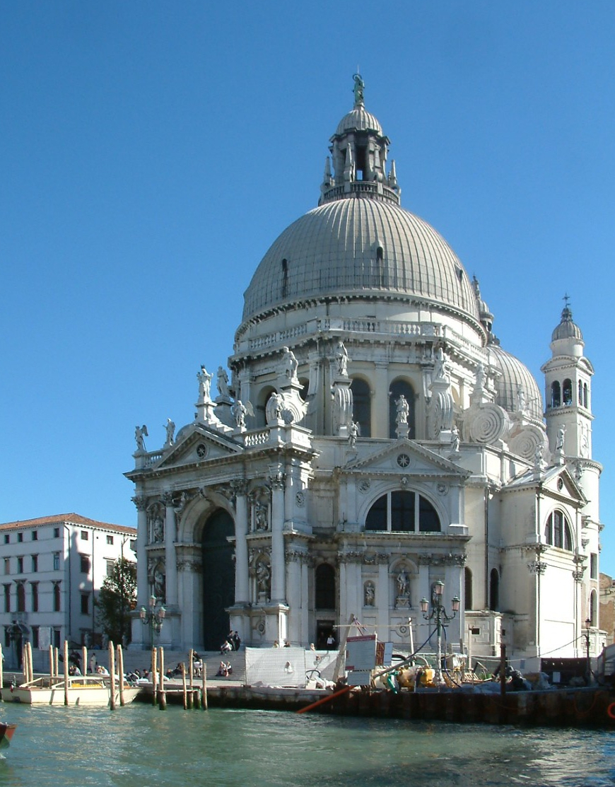PALLADIAN AND BAROQUE CHURCHES