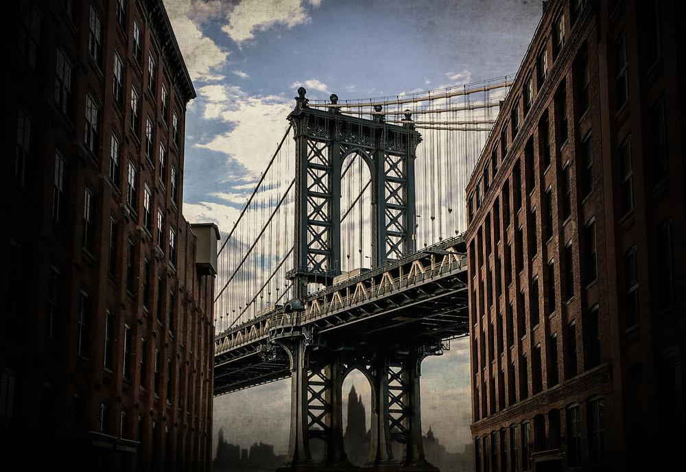 NYC Backdrop Artwork