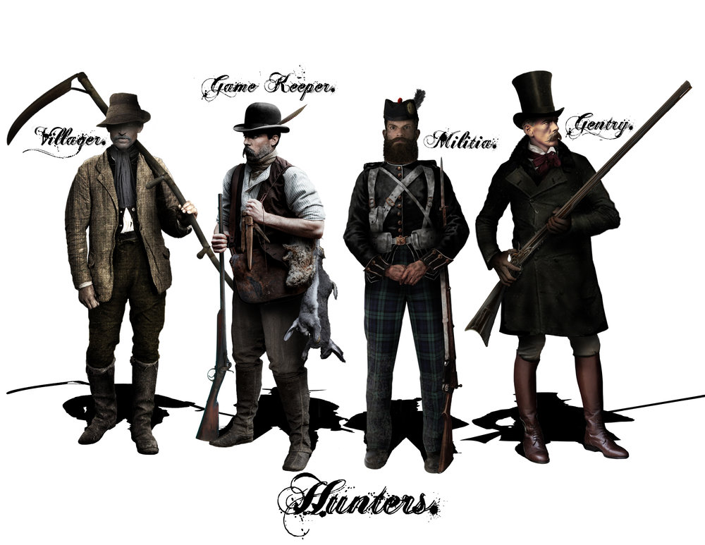 HUNTERS - Costume Design