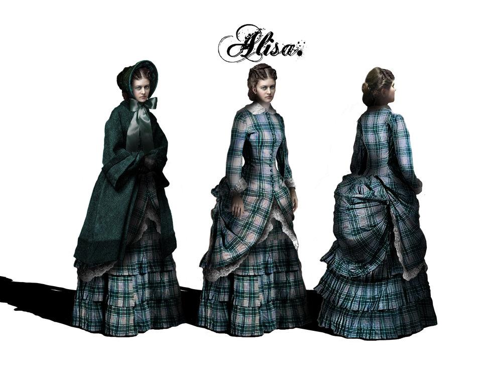 ALISA - Costume Design