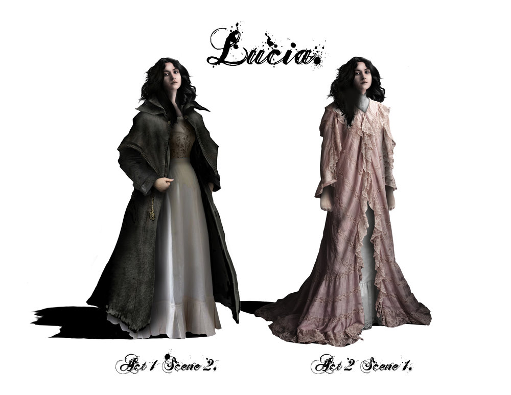 LUCIA - Costume Design