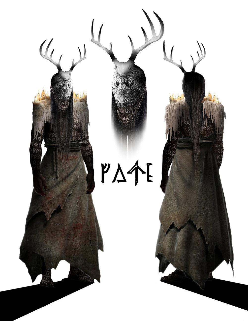 FATE/URD - Costume Design