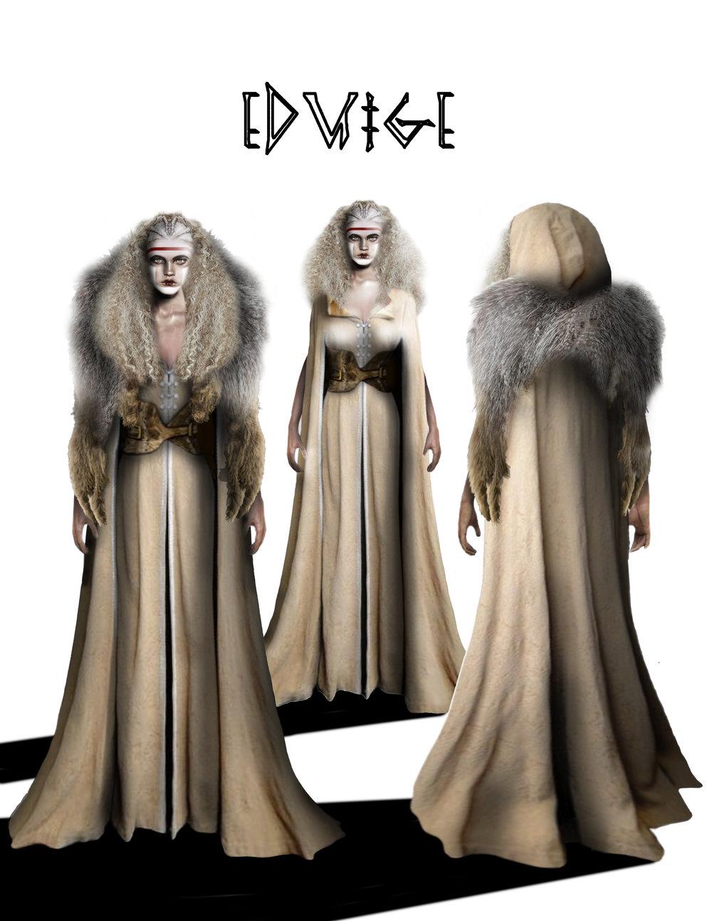 EDUIGE - Costume Design