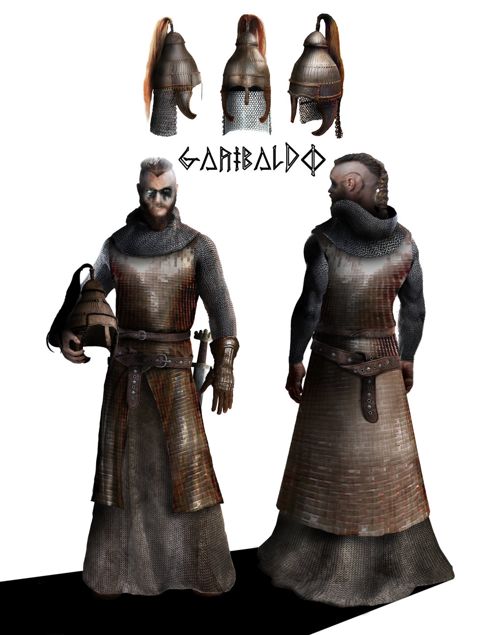 GARIBALDO - Costume Design