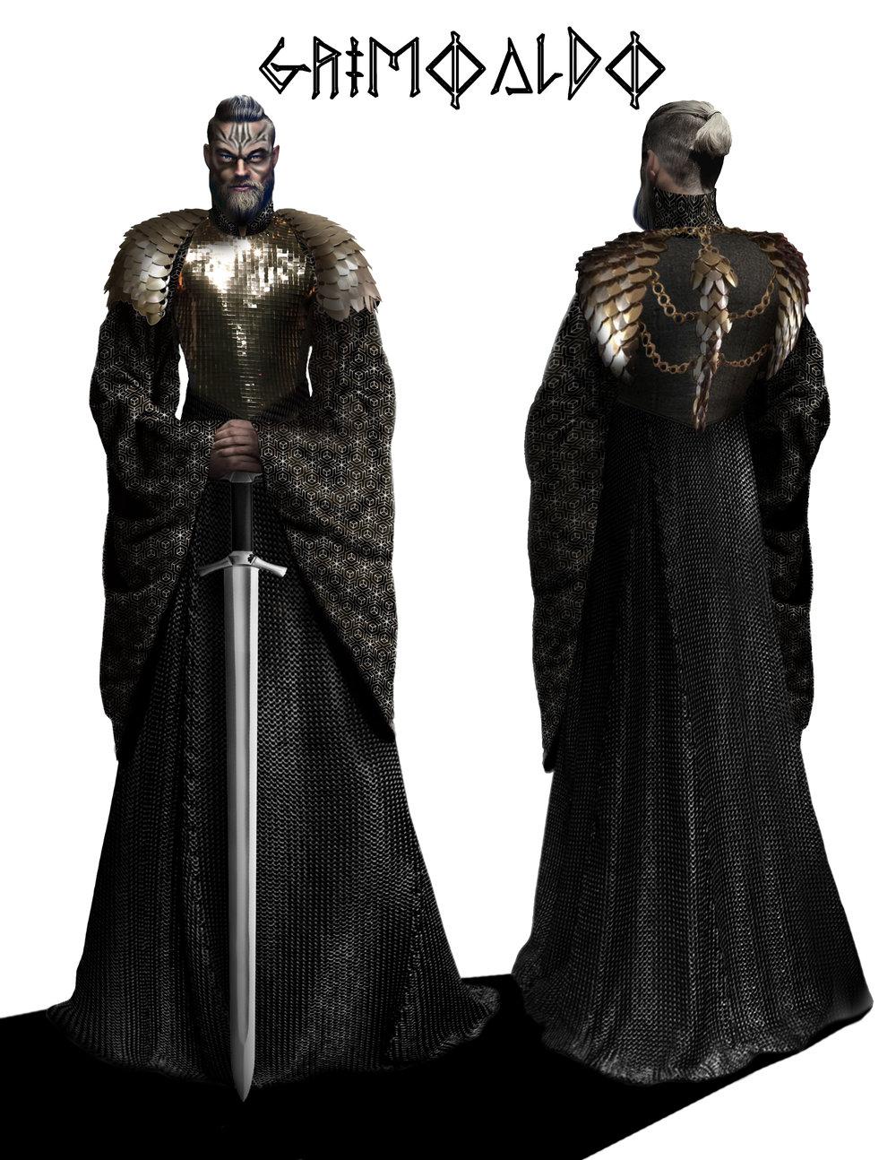 GRIMOALDO - Costume Design