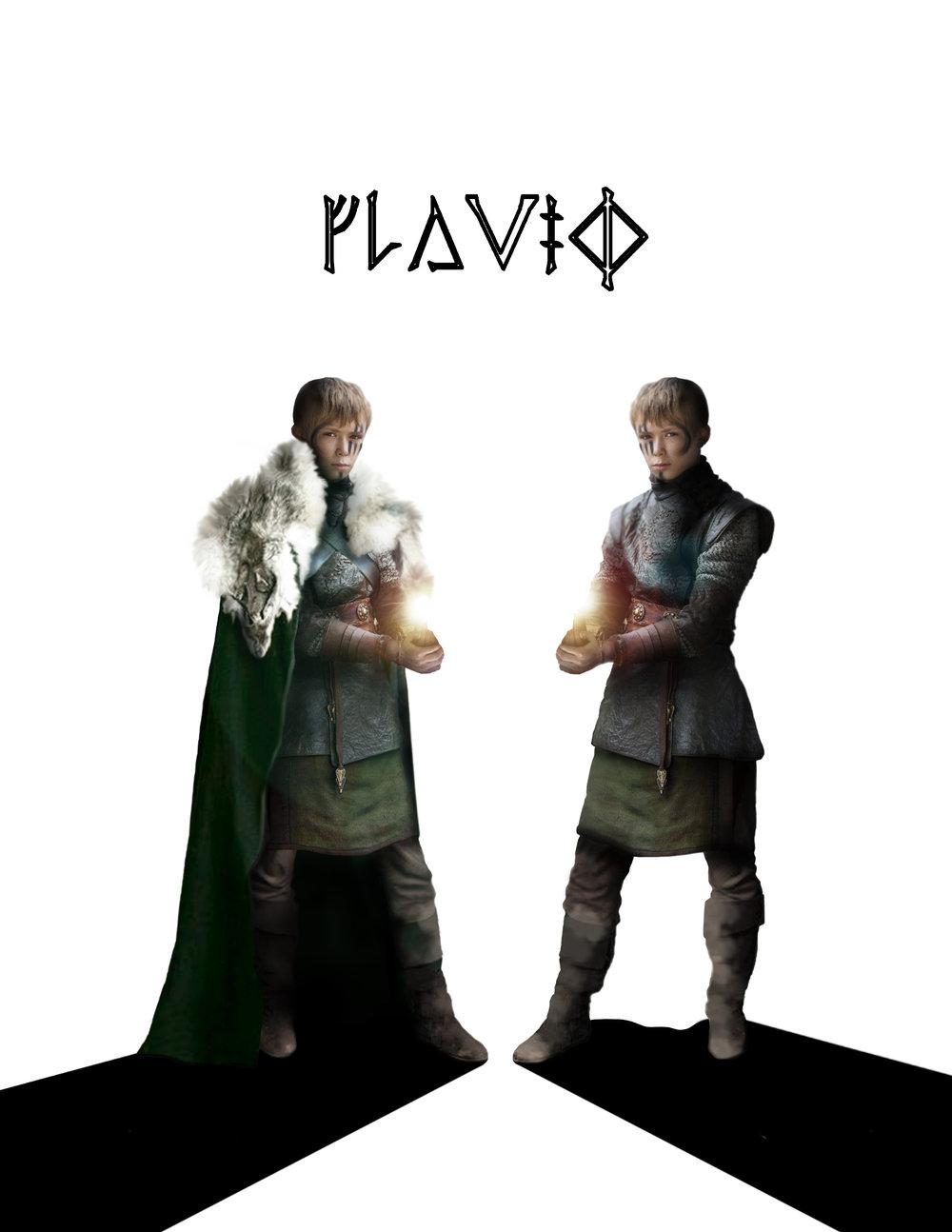 FLAVIO - Costume Design