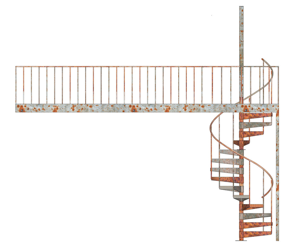 LSOH Fire Escape Design - ELEVATION 1.jpg