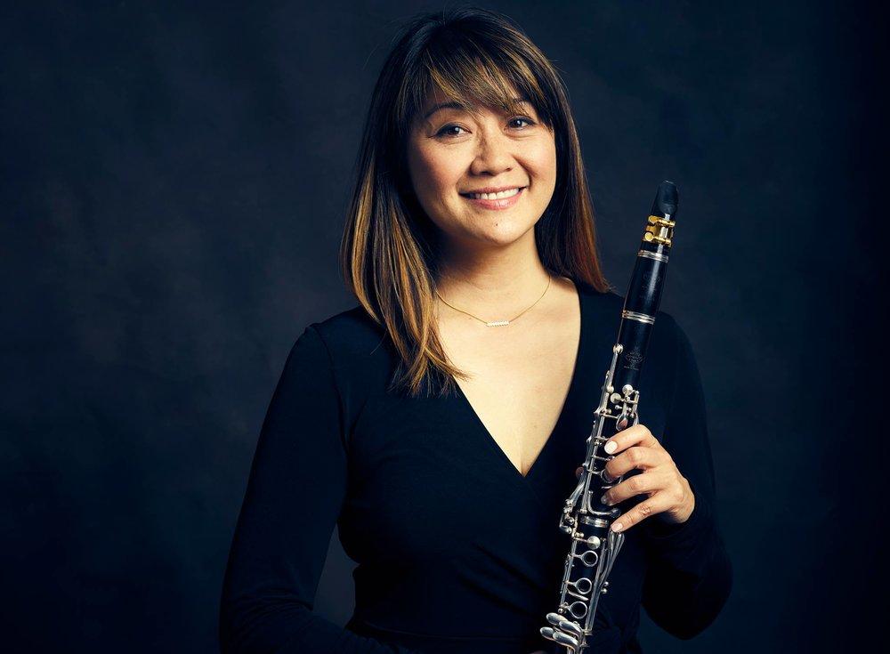 Ixi Chen, Clarinet -