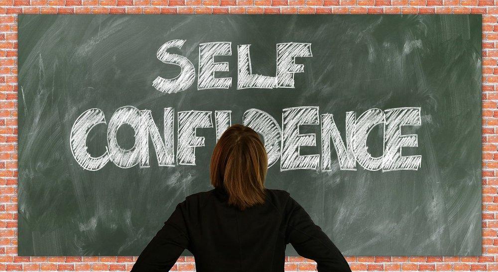 self-esteem and self confidence