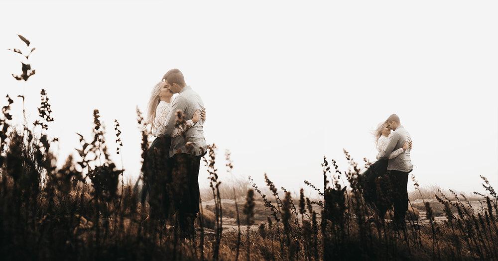 Makenzie Lauren Photography | Tasha & Adam Engagement Session | Black Balsam Knob001.jpg
