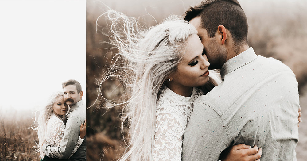 Makenzie Lauren Photography | Tasha & Adam Engagement Session | Black Balsam Knob003.jpg