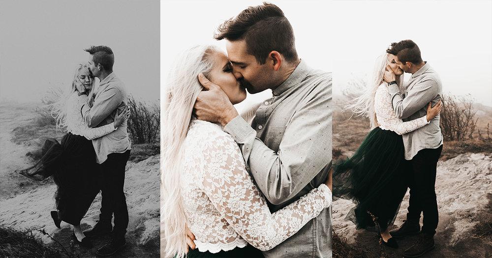 Makenzie Lauren Photography | Tasha & Adam Engagement Session | Black Balsam Knob008.jpg