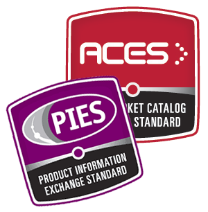 PIES ACES VCDB etc logos