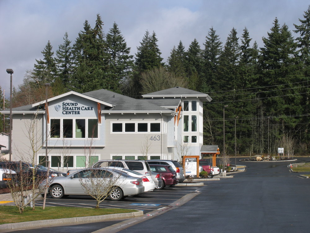 Tremont Medical Center - Tremont, Port Orchard, WA.JPG