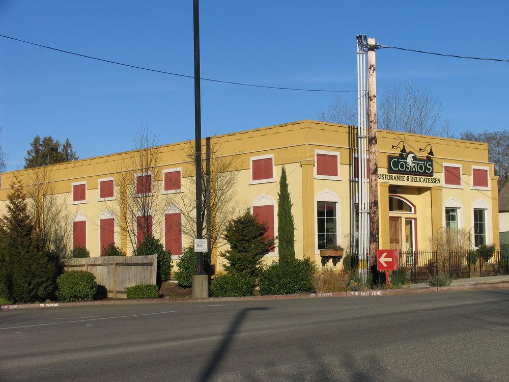 Cosmos Restaurant, Lund Avenue, Port Orchard, WA.JPG