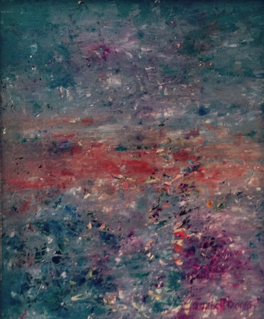 Faith Oil on Canvas 24x20 Sold