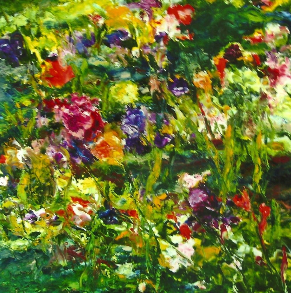 A Joyous Summer (sold)