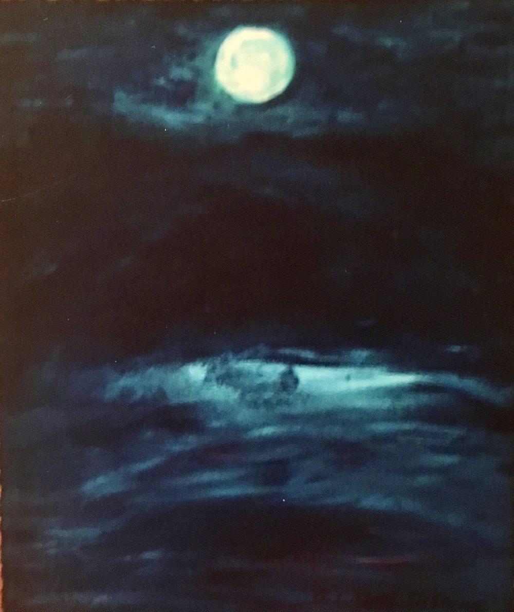 Moon Over Missouri 24 x20 Sold