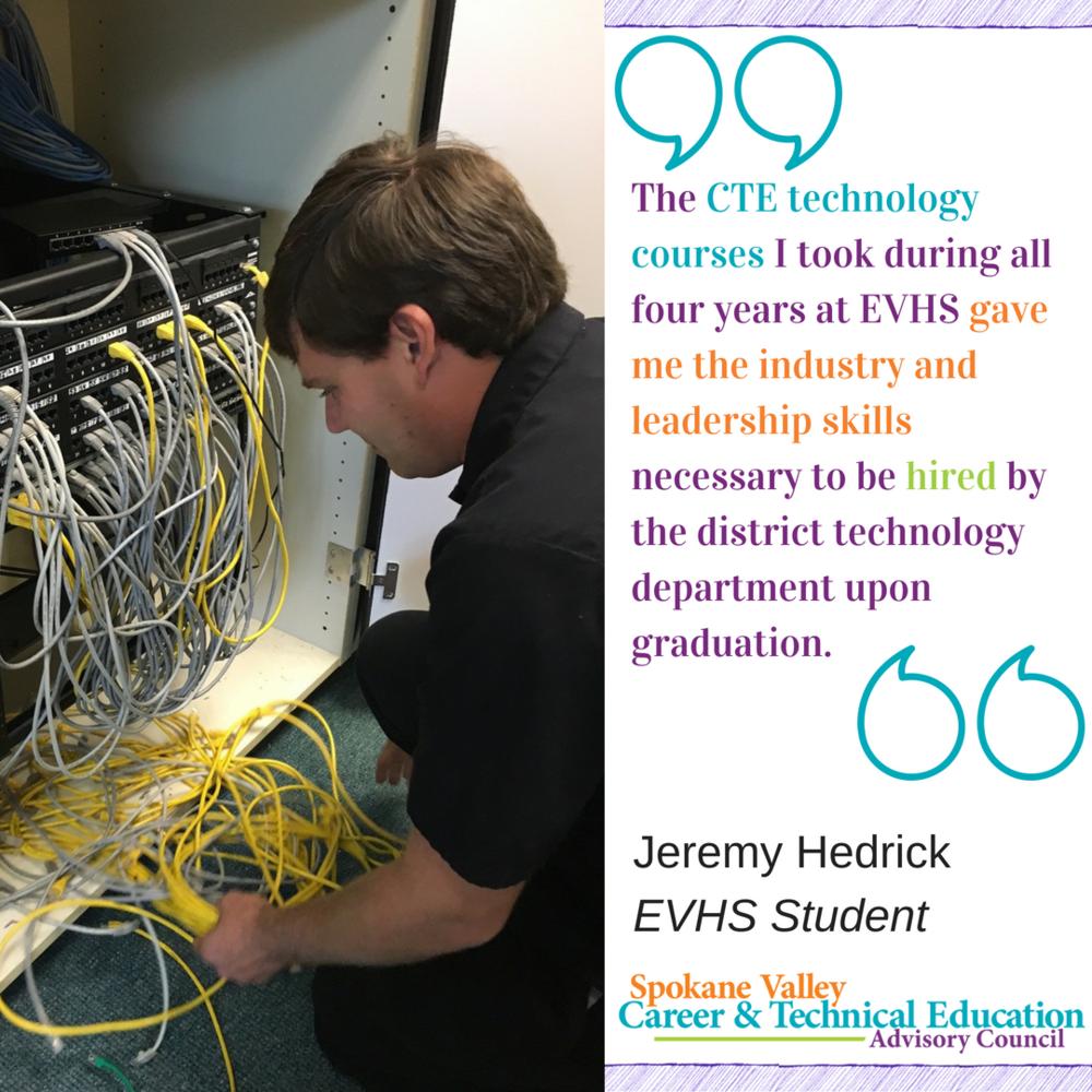 Jeremy Hedrick SVCTE Success Story Social Posts.png