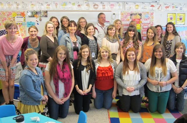 Teaching Academy @ Kindergarten Center