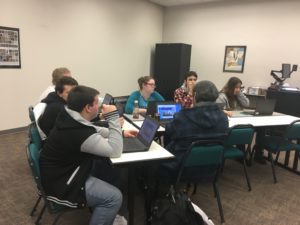 East Valley High School Explore Tech Trip to SCC