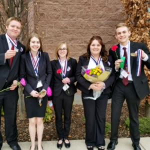 Spokane Valley CTE HOSA 2018