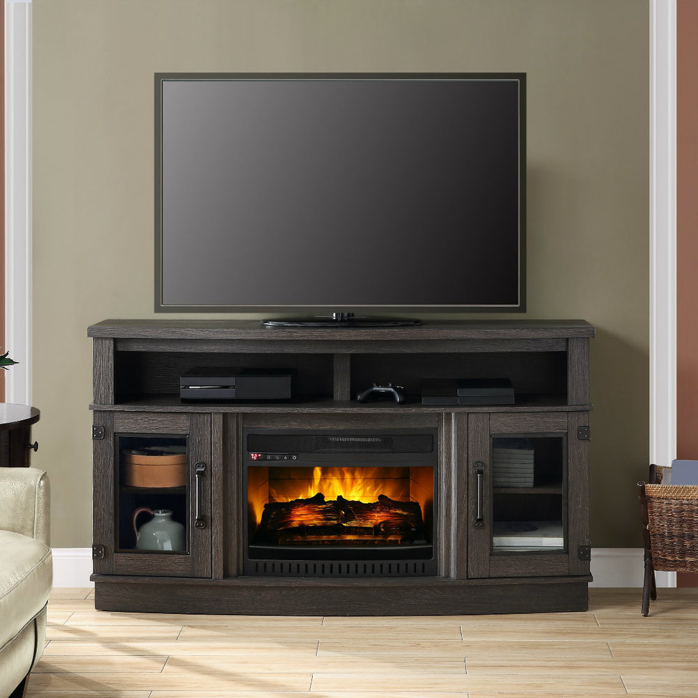 5 Reasons To Buy An Electric Fireplace Home Made With Aaron S