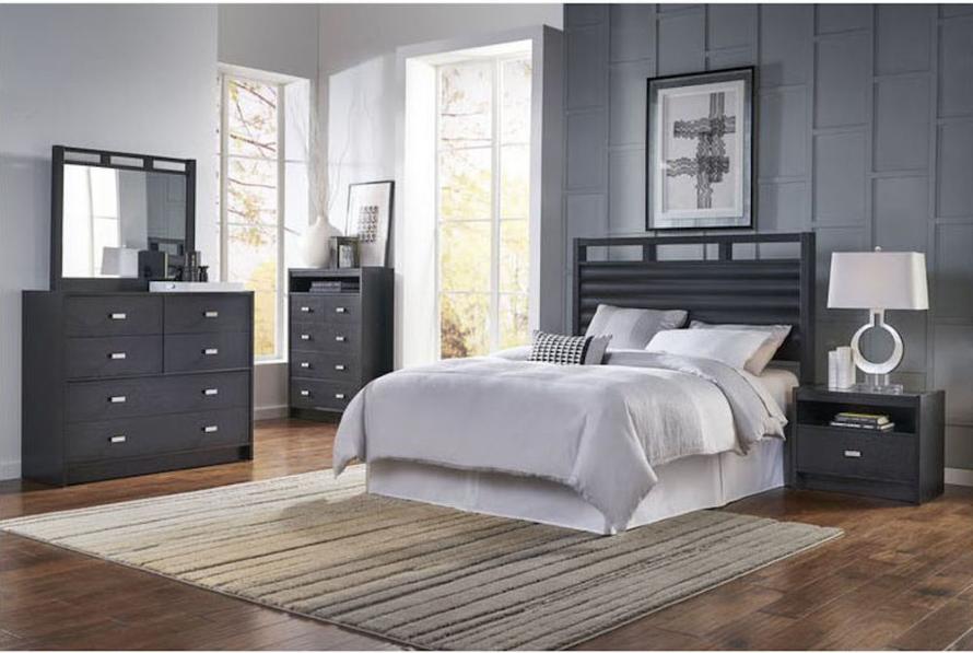 Contemporary bedroom set