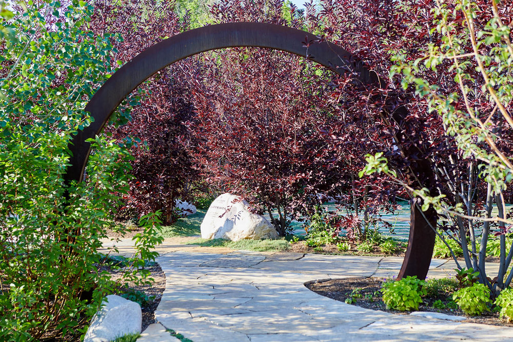 PEACE GARDEN - The Peace Garden at True Nature Healing Arts acts as a restorative and centering environment where intentional, therapeutic installations are connected by organic, curved pathways and lush landscaping. Enjoy the Reflexology Path, Labyrinth, Yoga Spiral, Zen Garden, Fire Circle, Wishing Tree and various inspirational sculptures of Hindu and Buddhist deities. Open to the public, by donation, daily sunrise to sunset.LEARN MORE