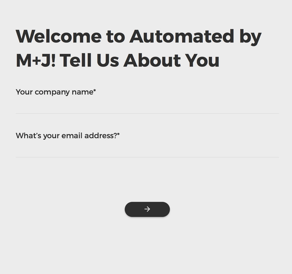 Automated by Maiden+John -
