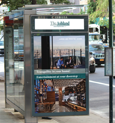 Print + Out-of-Home Advertising - From architecture magazines and daily newspaper spreads to custom subway takeovers and digital billboards, Maiden+John can deploy print and out-of-home advertising to help maximize impact for your projects.