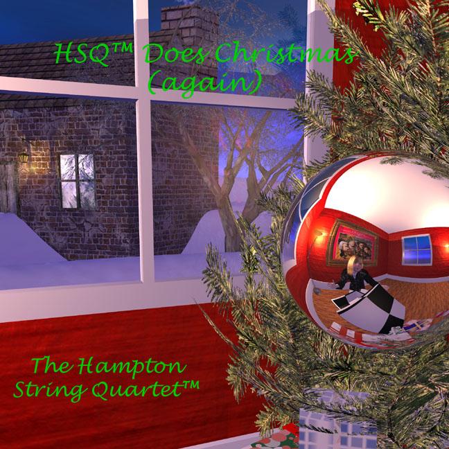 HSQ Does Christmas (again)