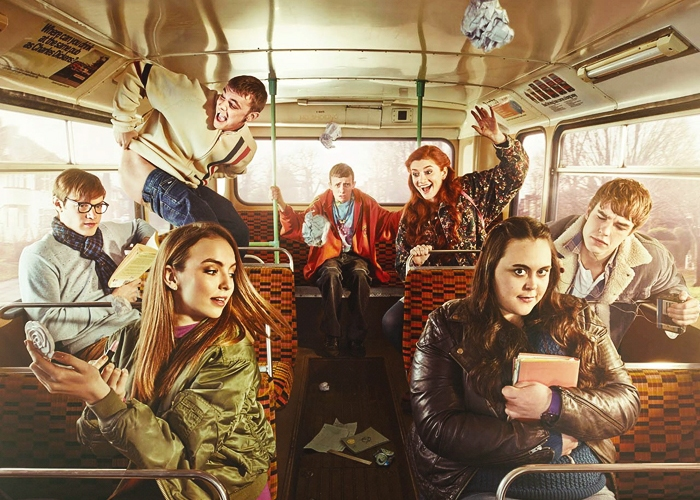 MY MAD FAT DIARY -