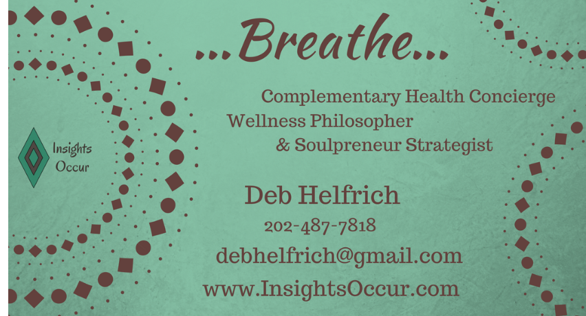 Healing on Whidbey - Deb Helfrich