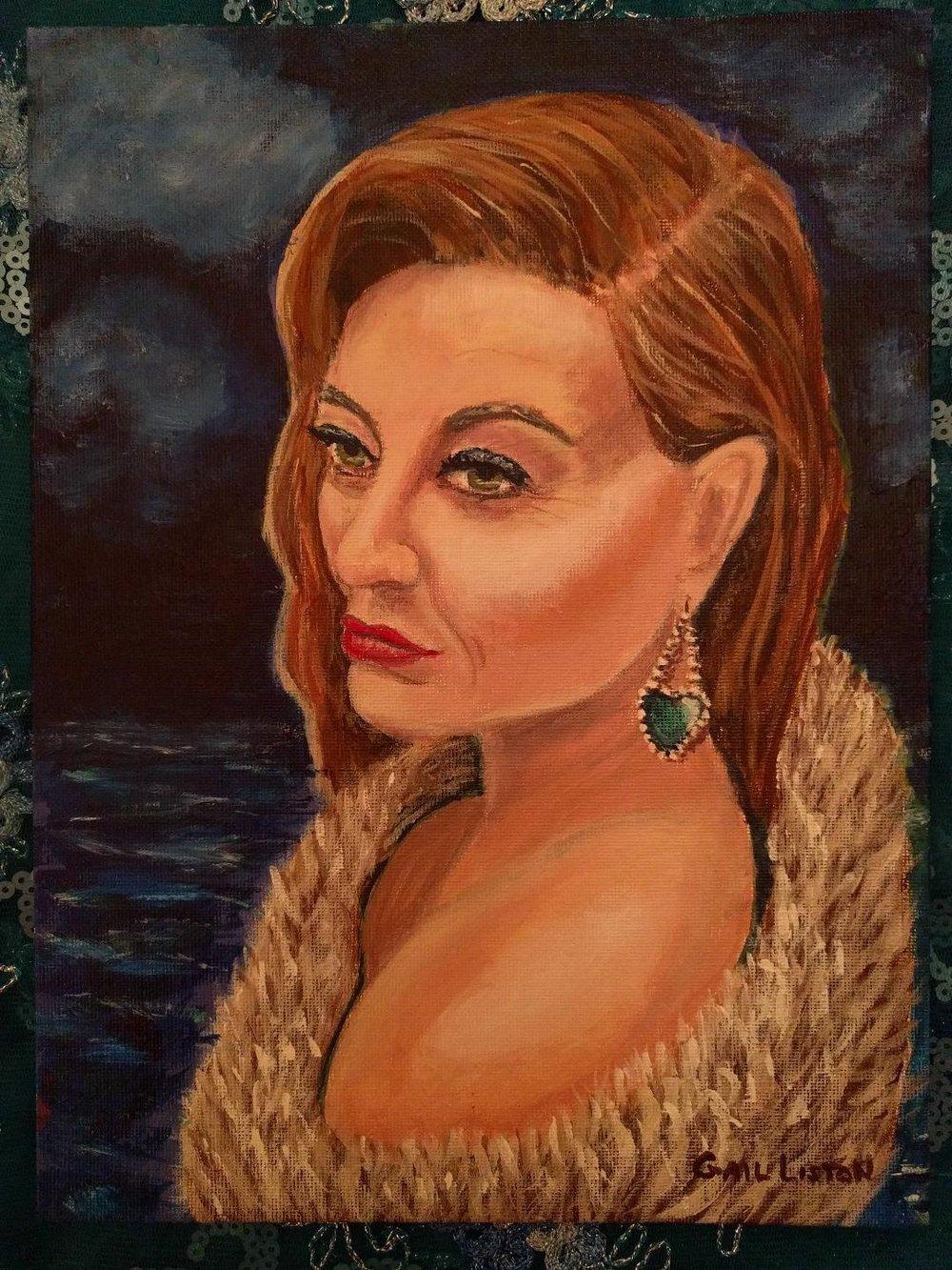 Gail Liston Paints