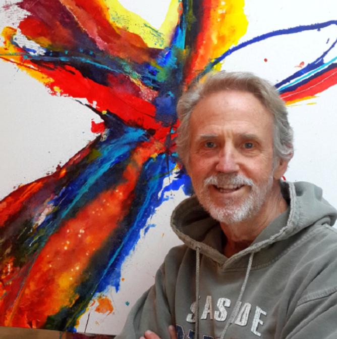 Artist, Louie Rochon