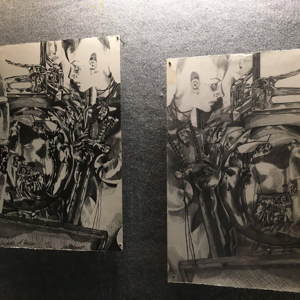 Jim Madison exhibition - October 15 - December 15, 2018