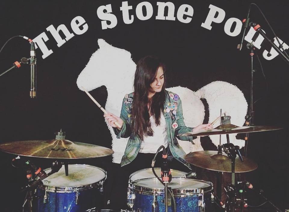 jenny drums pony.jpg