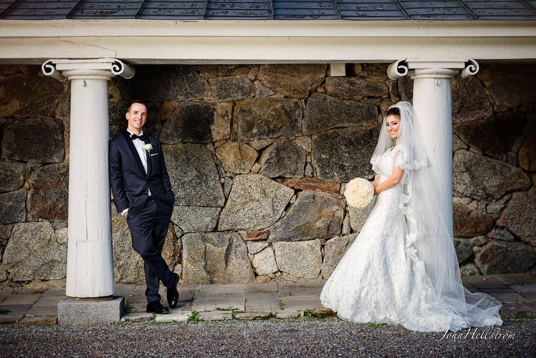 bröllopsfotograf, Stockholm
