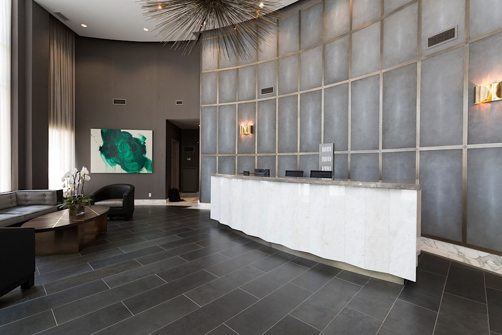 Churchill Park - Lobby Reno · Contemporary · Revamp
