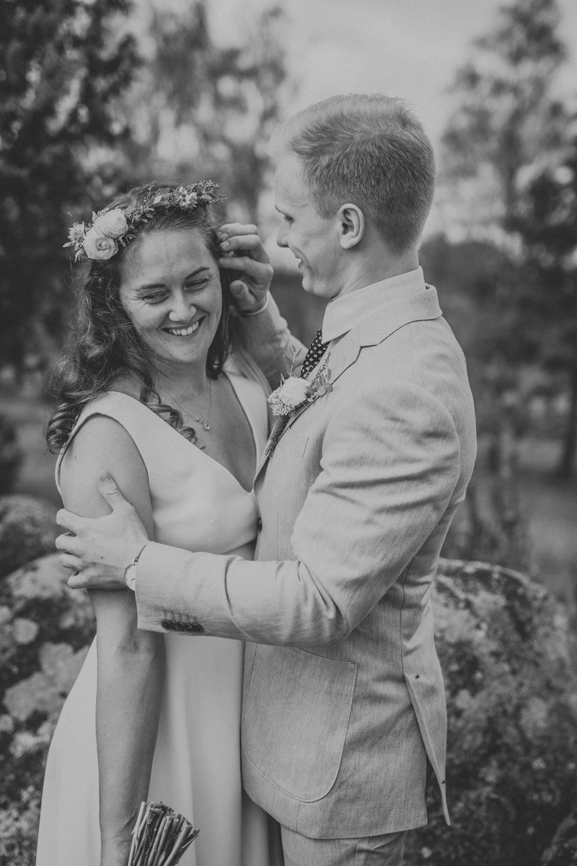 Bullerbyn bröllopsfotograf