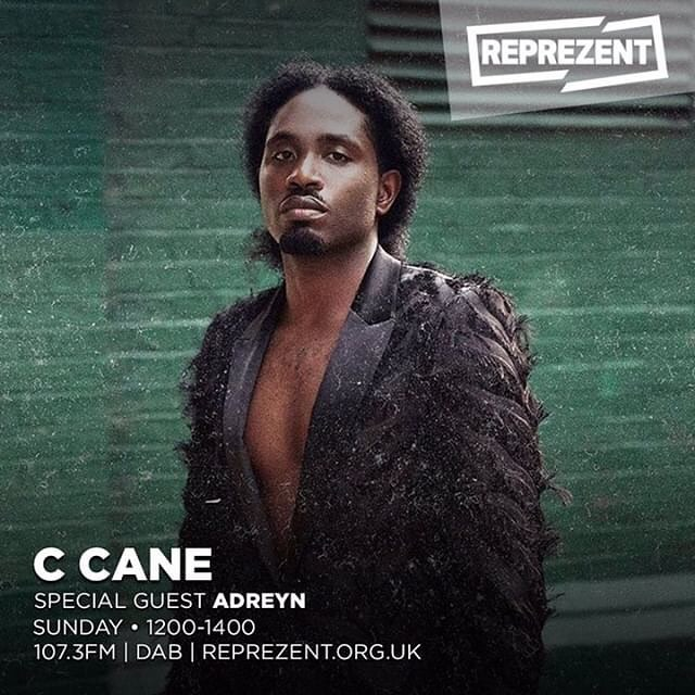 Delighted to be with my sister @itsccane this Sunday on @reprezentradio! Speaking about EVERYTHING MUSIC. A head of the release of #IllusionsEP ... ❤️