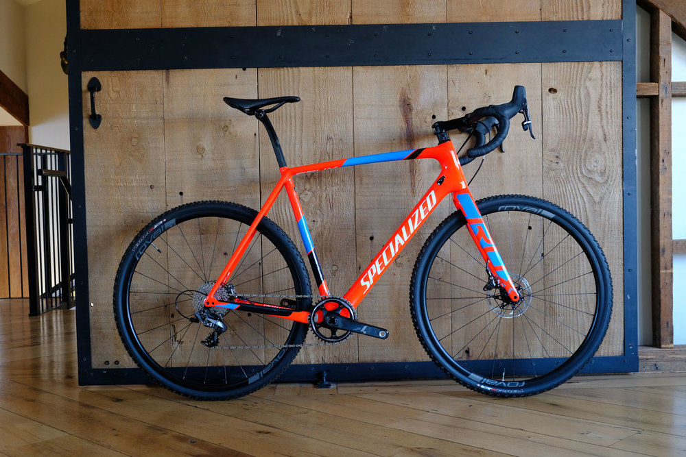 Specialized Crus Expert X1 size 58cm $4200