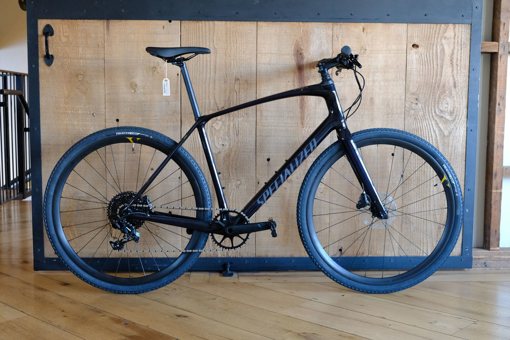 Specialized Sirrus X Comp Carbon size 56 $1650