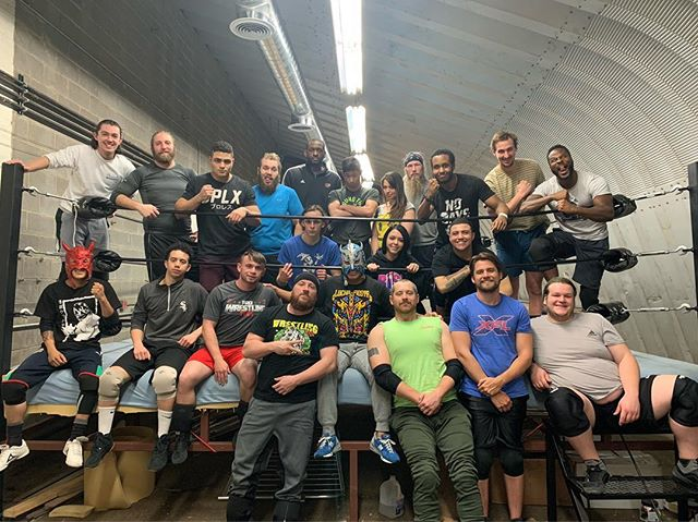 Great turnout today for the Ultimo Dragon seminar at Pro Wrestling Tees brought to you by the Freelance Wrestling Academy! Such a wealth of knowledge! Be on the lookout for the next seminar announcement!