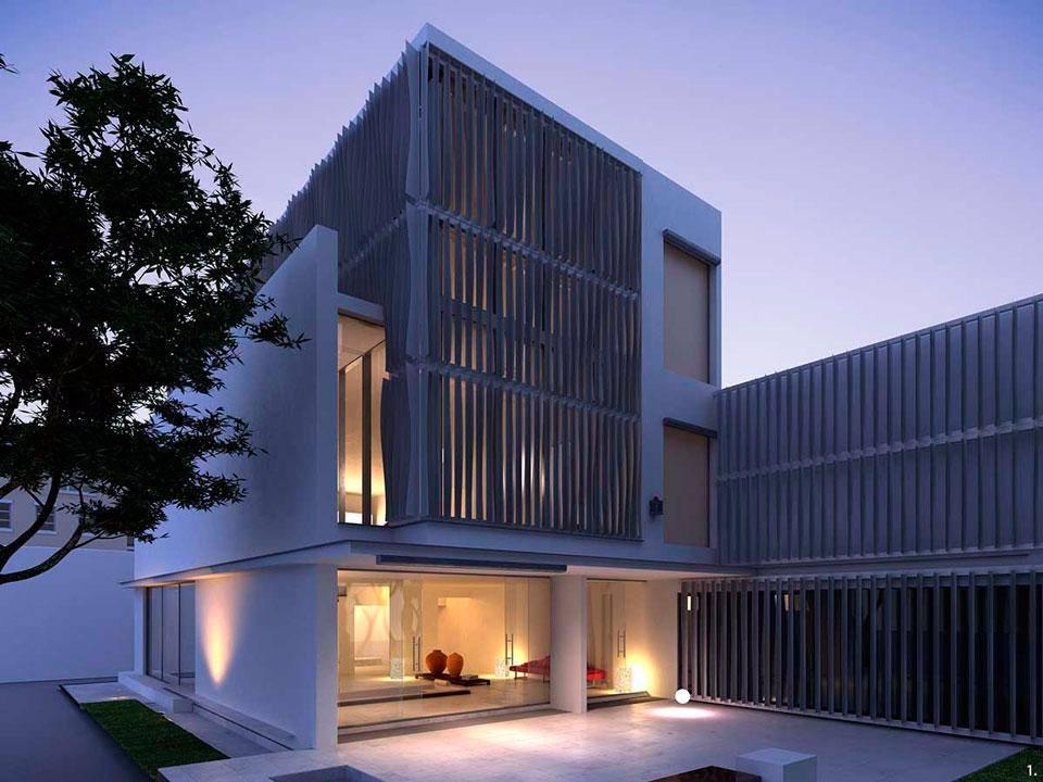 Una fachada no es solo materia: es experiencia.