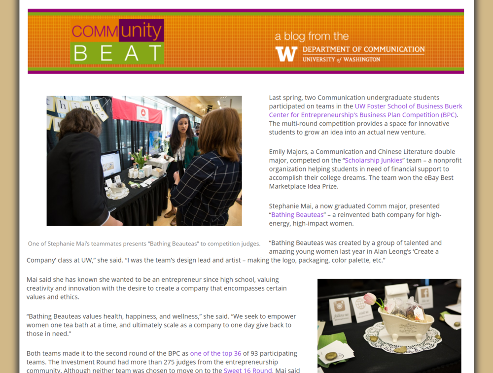 Community Beat -