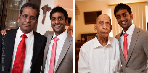 Happy father's day Pa, Kaiyeh, my hubby's Dad & grandpa Ajja and to all the fathers out there - Hope you have a special day!