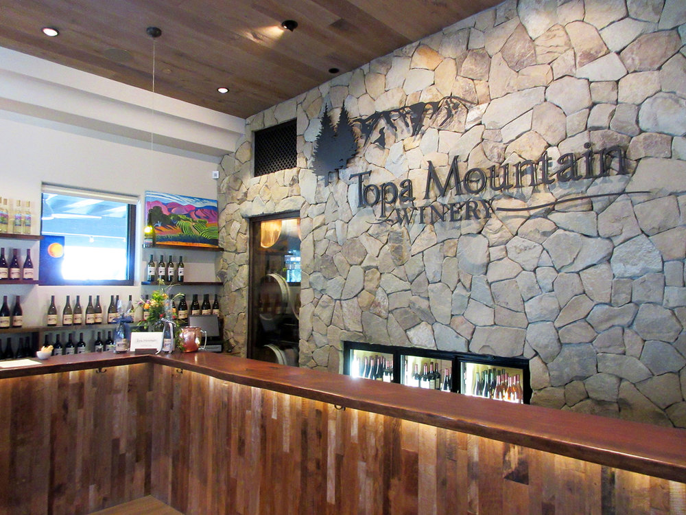 Drink: Topa Mountain Winery