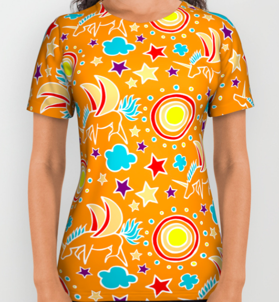 See this product in my Society6 shop .
